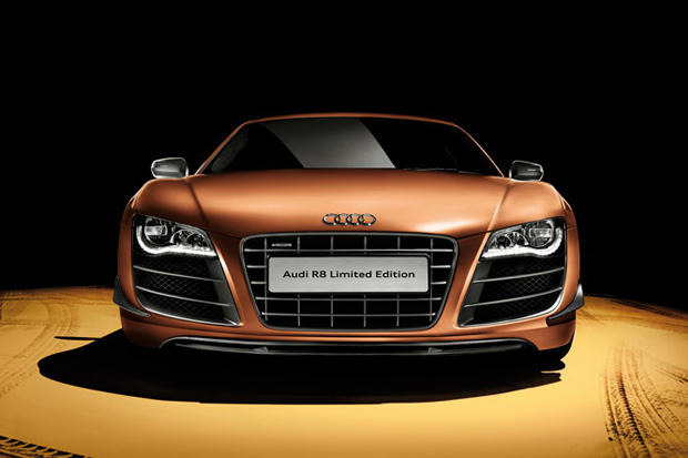 Image of 2013 Audi R8 China Limited Edition