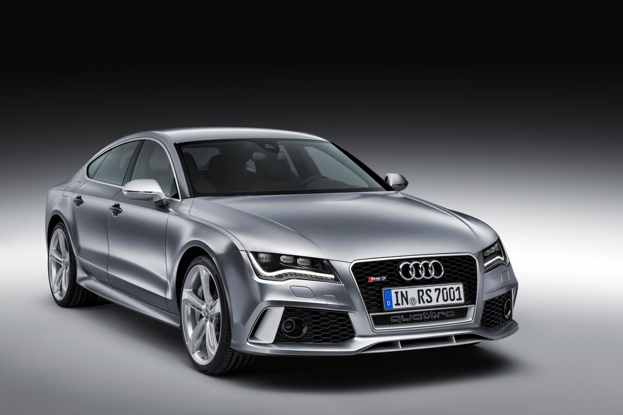 Image of 2014 Audi RS7