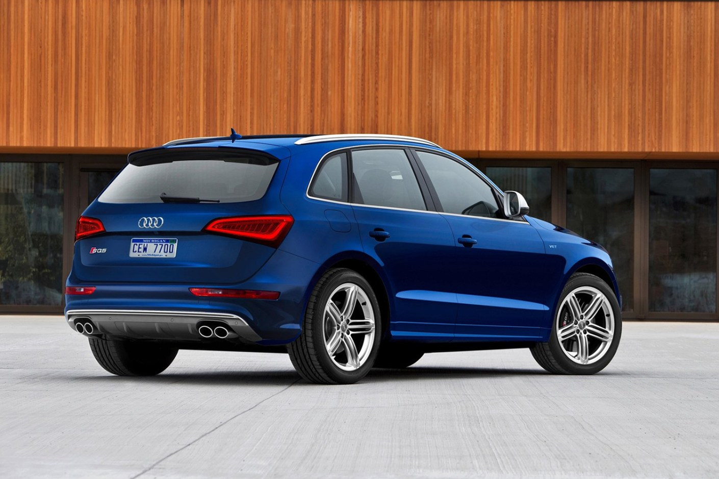Image of 2014 Audi SQ5