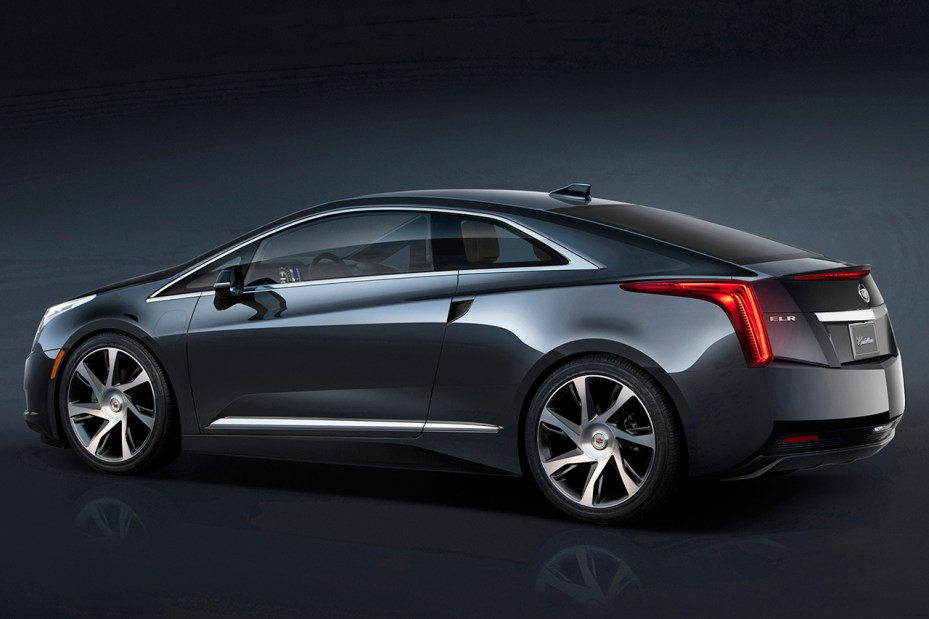 Image of 2014 Cadillac ELR