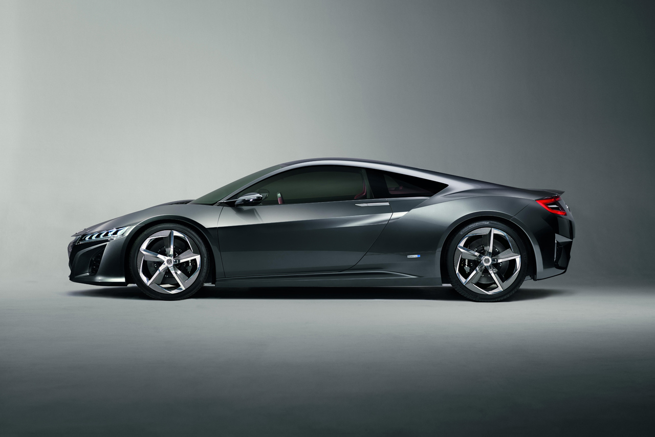 Image of 2015 Acura NSX Concept