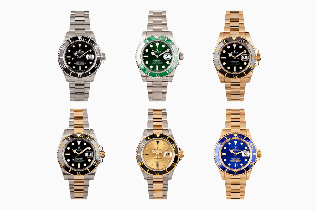 Image of The Guide to Buying Pre-Owned Rolex Submariners
