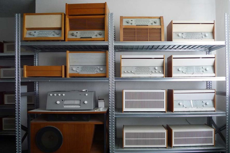 Image of A 1,000-Piece Dieter Rams Braun Design Collection is Up for Sale