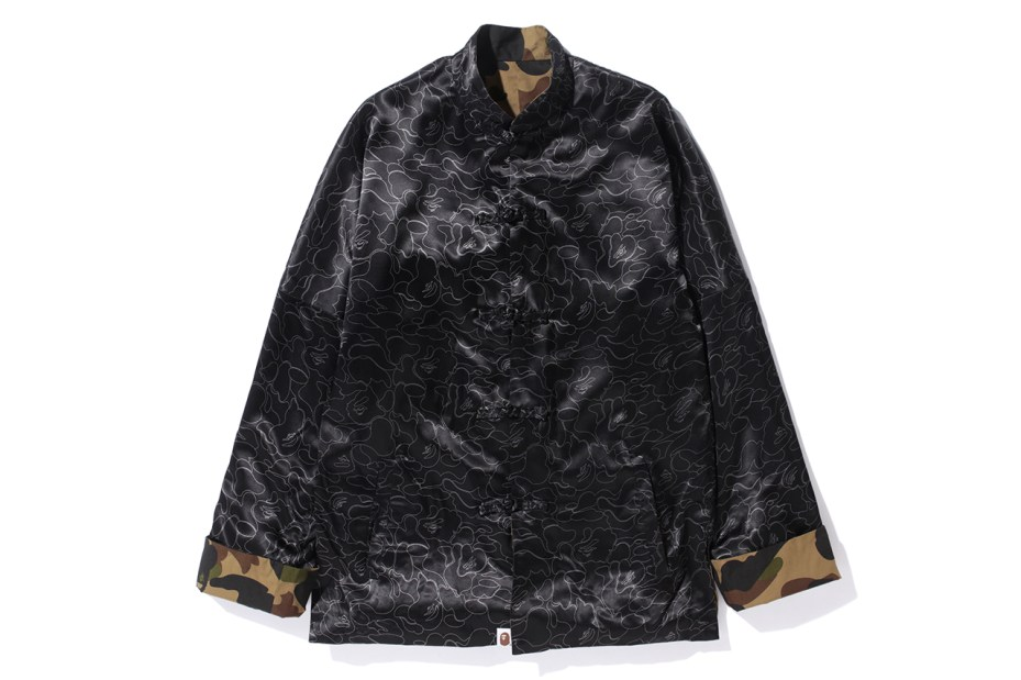 Image of A Bathing Ape 1ST CAMO Traditional Chinese Garments
