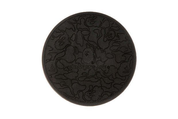 Image of A Bathing Ape Rubber Coaster