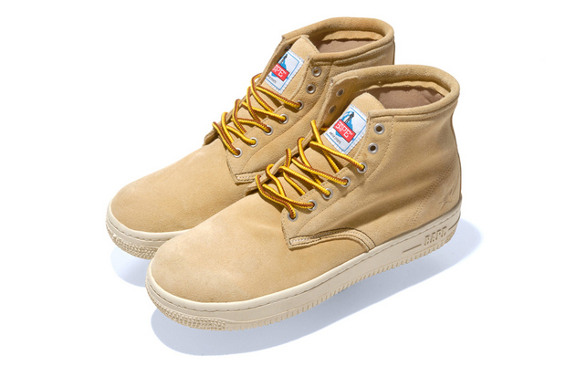 Image of A Bathing Ape Suede WORKSTA