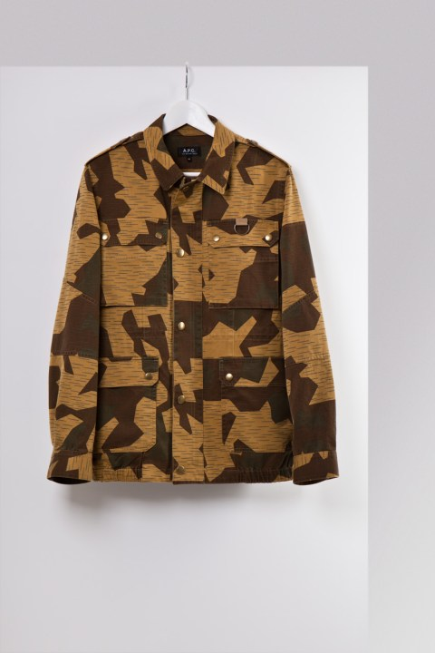 Image of A.P.C. 2013 Spring/Summer Collection January Releases