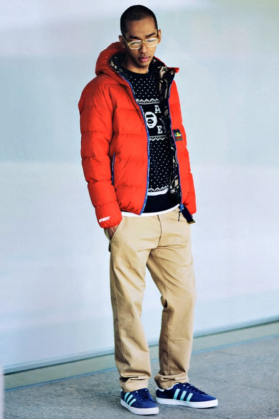 Image of AAPE by A Bathing Ape 2012/13 Fall/Winter Collection Editorial