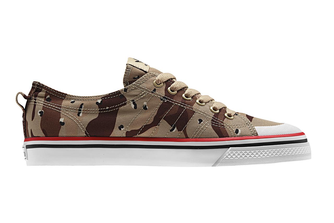 Image of adidas Originals 2013 Spring/Summer Camouflage Pack