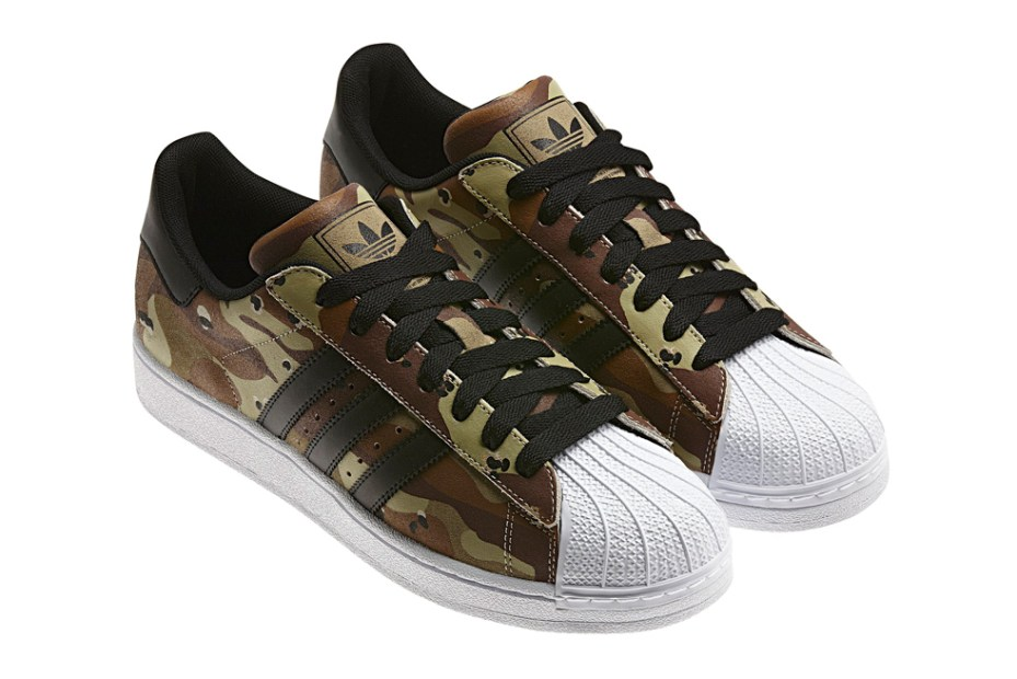 Image of adidas Originals 2013 Spring/Summer SS2 Camo