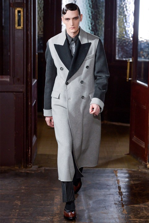 Image of Alexander McQueen 2013 Fall/Winter Collection