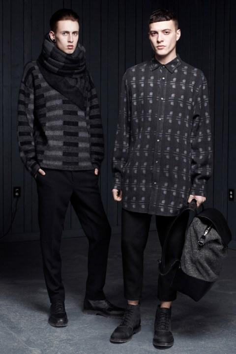 Image of Alexander Wang 2013 Fall Collection