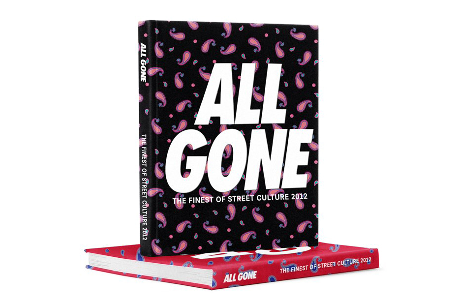 Image of All Gone 2012 Covers