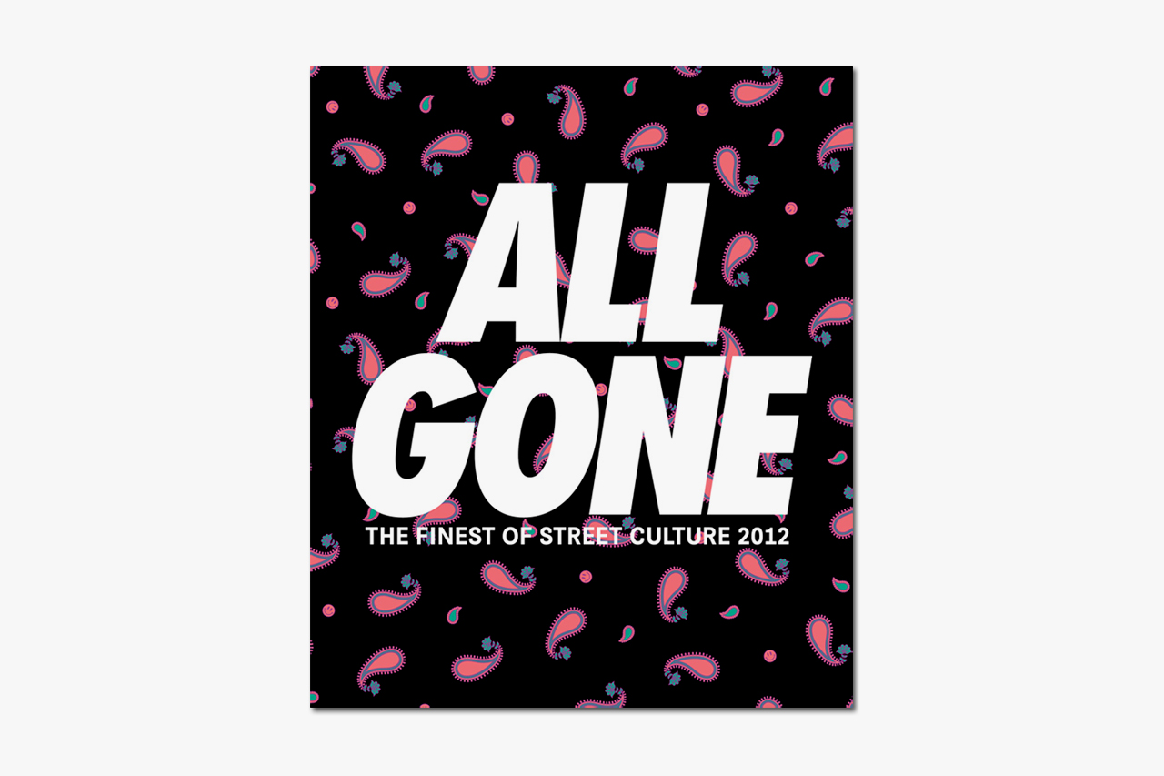 Image of ALL GONE 2012 Digital Edition