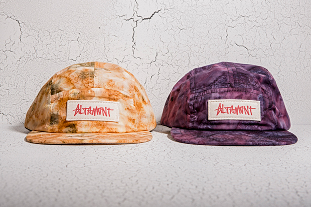 Image of Altamont Hand Dyed Camp Caps