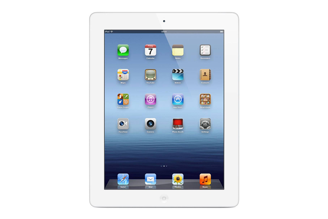 Image of Apple to Introduce a 128GB iPad with Retina Display