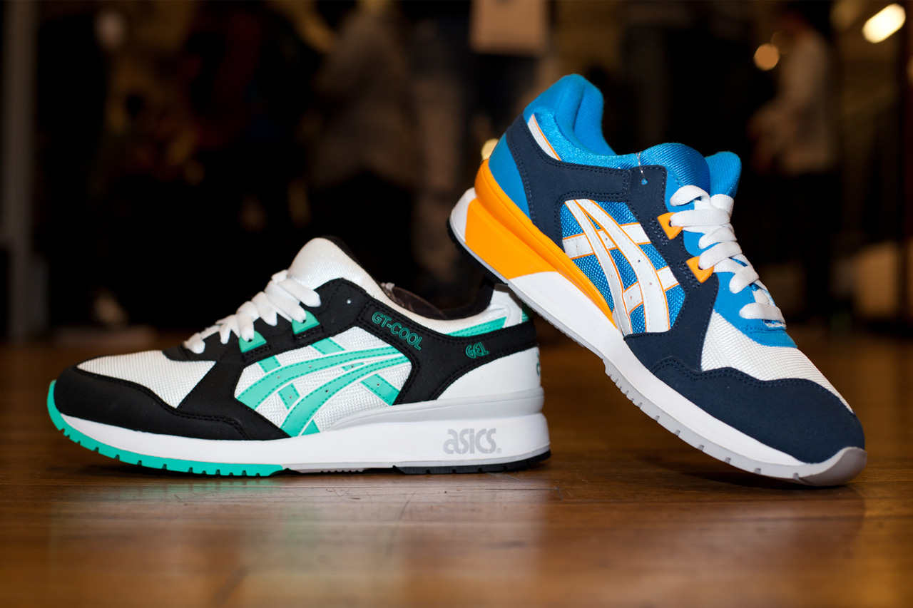 Image of ASICS 2013 Fall GT-Cool Preview @ Agenda NYC