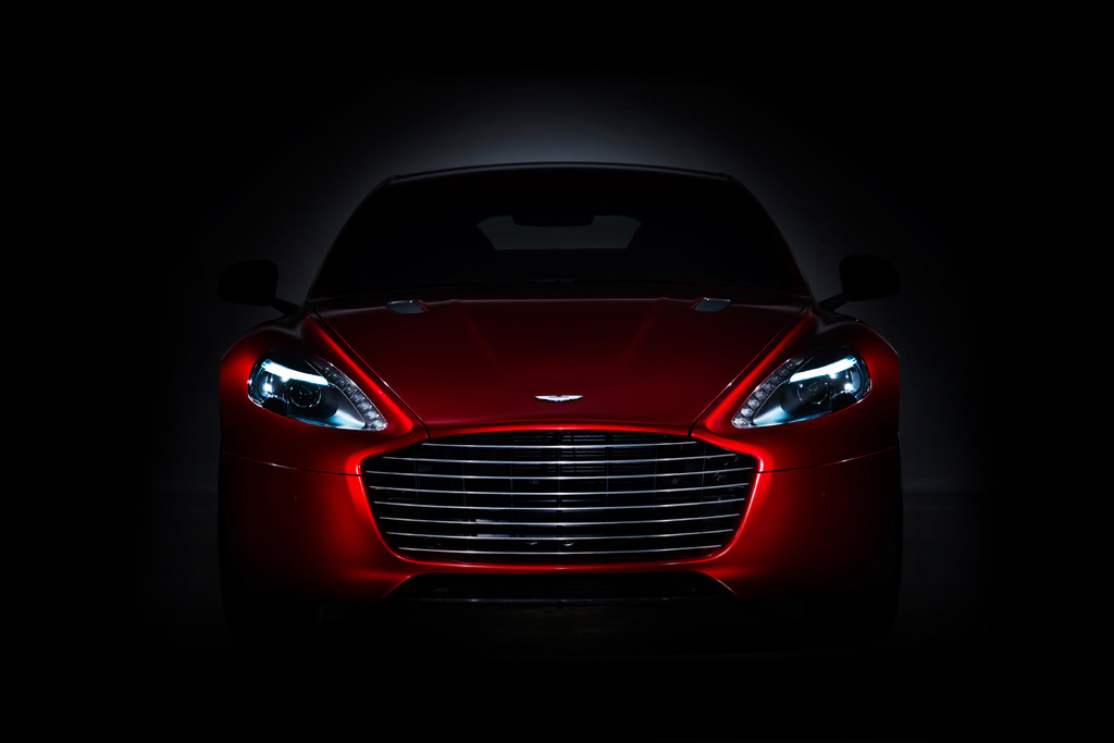 Image of Aston Martin Rapide S