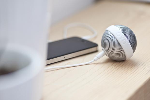 Image of Ballo Portable Speaker by BERNHARD   BURKARD for OYO