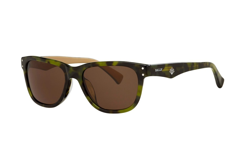 Image of Bally Camouflage Sunglasses