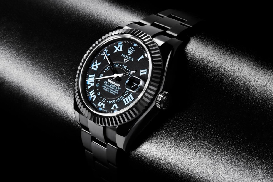 Image of Bamford Watch Department Rolex Sky-Dweller