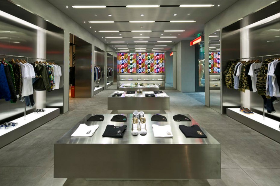 Image of BAPE STORE Shanghai CITIC City Plaza Store Opening