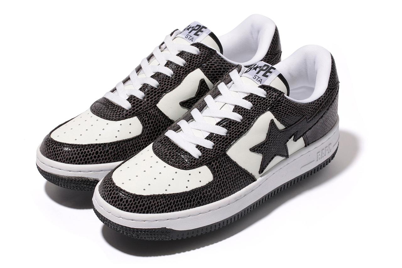 "Image of A Bathing Ape 2013 ""Year of the Snake"" BAPE STA"