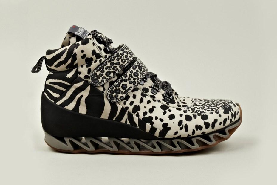 Image of Bernard Willhelm x Camper Toder Safari Print Sneaker