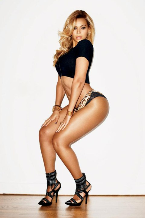 "Image of Beyoncé Named ""Hottest Woman of the 21st Century"" by GQ for 2013 February Issue"
