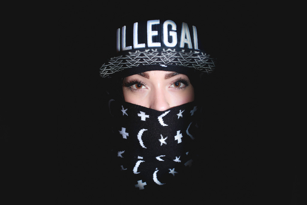 "Image of Black Scale ""Silence is Illegal"" Lookbook"