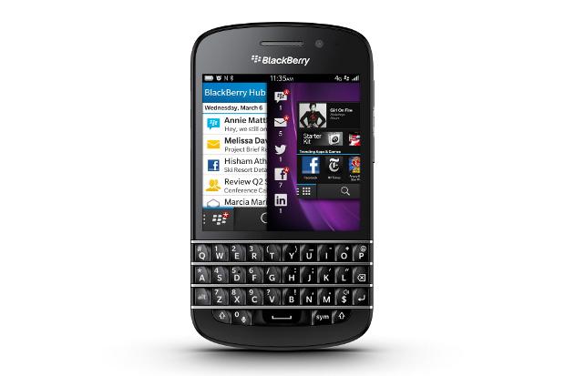 Image of BlackBerry Q10 Smartphone