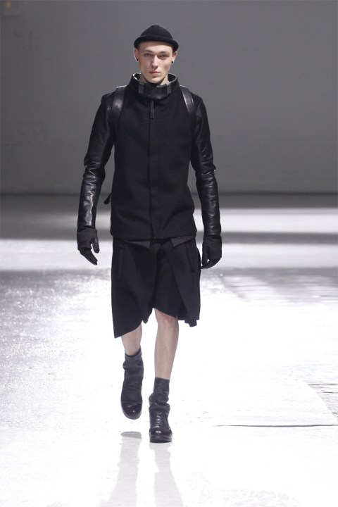 Image of Boris Bidjan Saberi 2013 Fall/Winter Collection