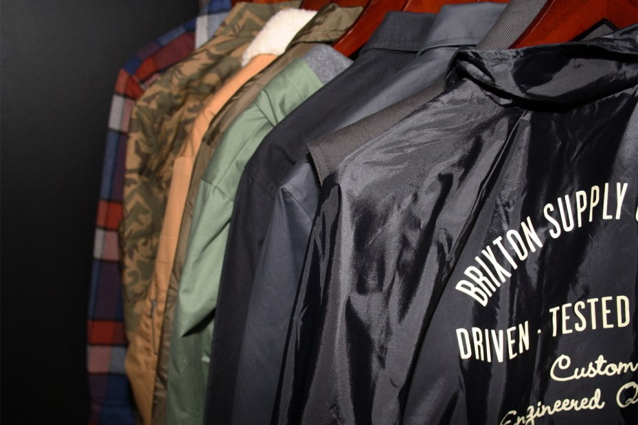 Image of Brixton's Upcoming Releases @ BRIGHT Tradeshow 2013