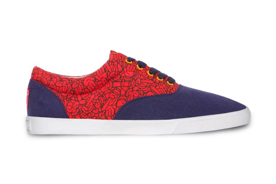 Image of BucketFeet Footwear Combines Art and Philanthropy