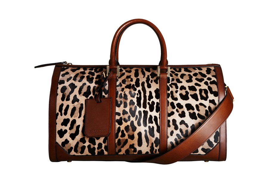 Image of Burberry Prorsum 2013 Fall/Winter Accessories Collection