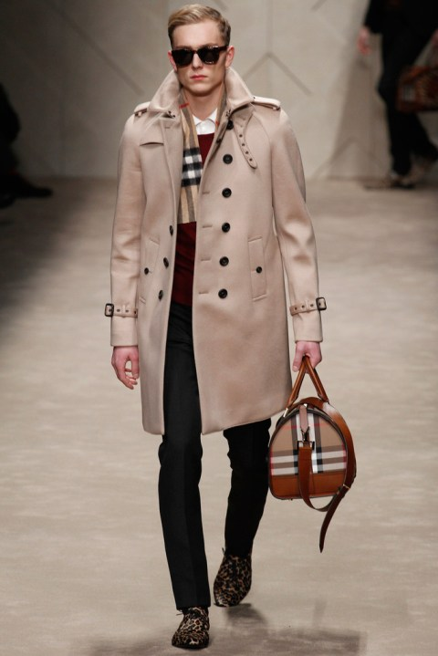 Image of Burberry Prorsum 2013 Fall/Winter Collection