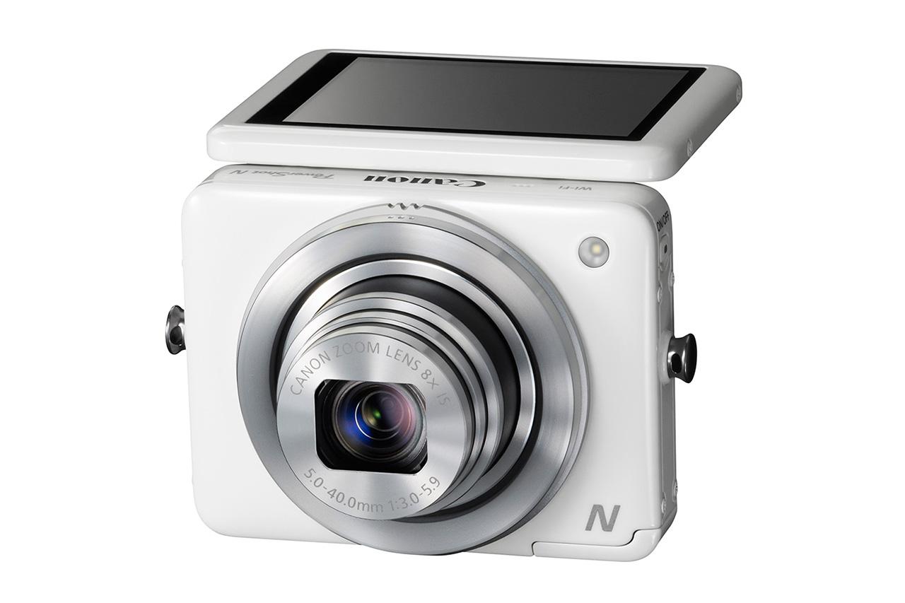 Image of Canon PowerShot N