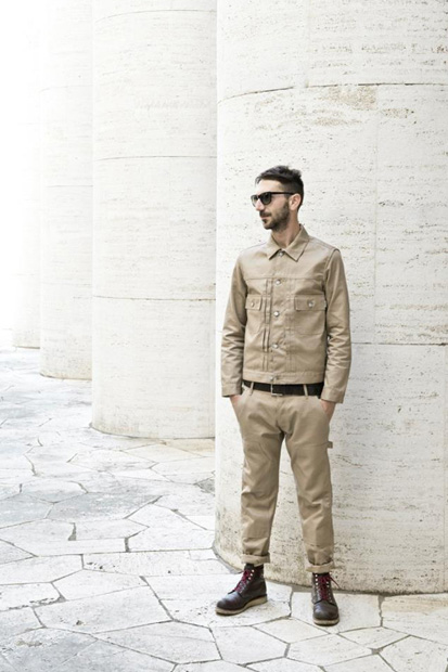 Image of Carhartt Heritage 2013 Spring/Summer Lookbook