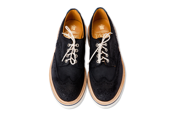 Image of CASH CA X Tricker's Footwear Collection