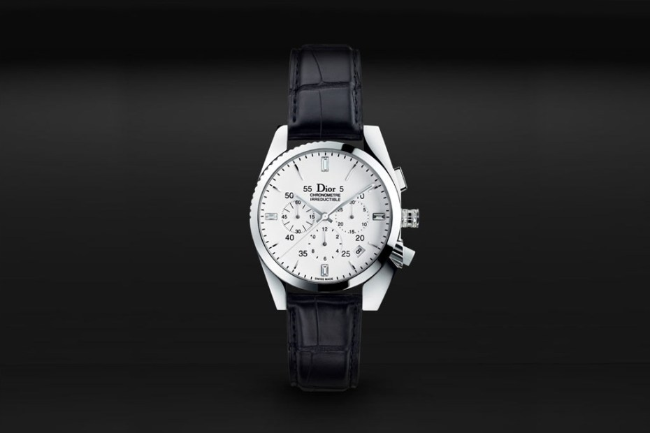 Image of Christian Dior Chiffre Rouge Watches
