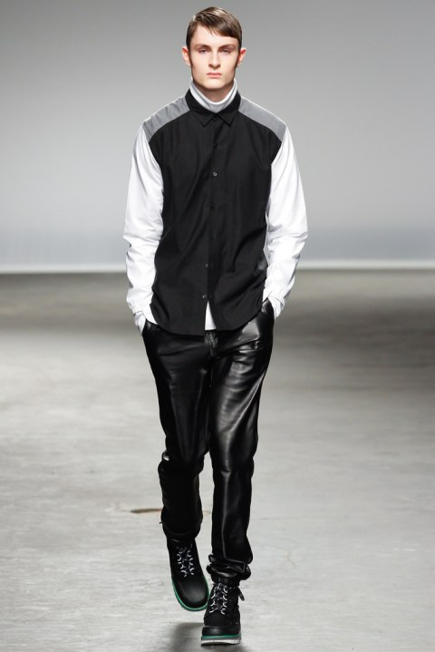 Image of Christopher Shannon 2013 Fall Collection