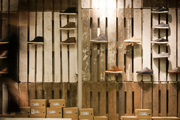 Image of CLAE Pop-Up Store by mode:lina