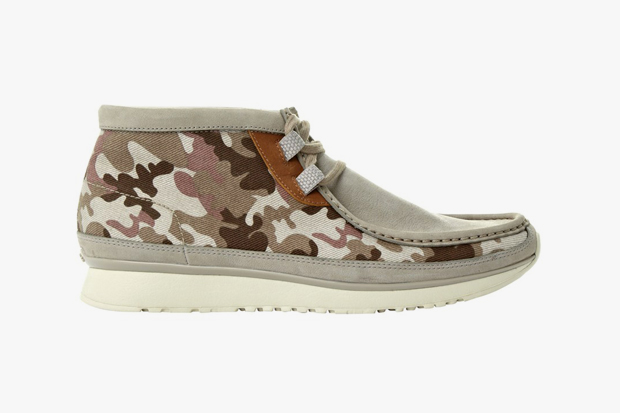 Image of Clarks Hybrids 2013 Spring/Summer Camouflage Collection