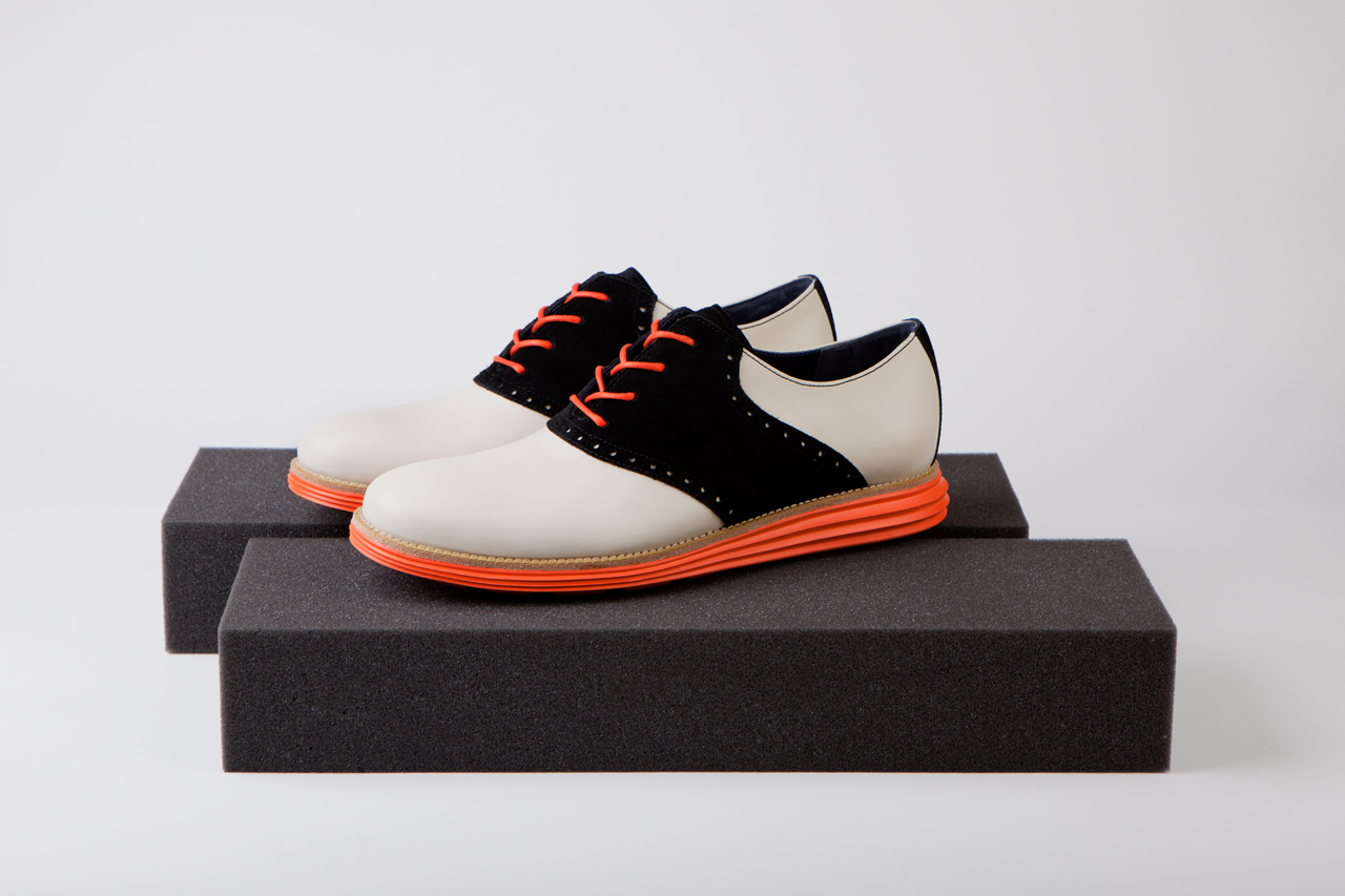 Image of Cole Haan 2013 Spring LunarGrand Saddle