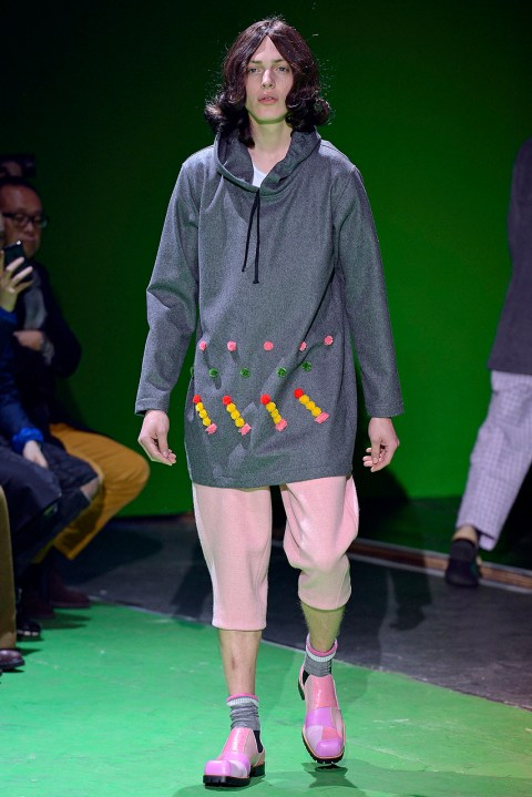 Image of COMME des GARÇONS Homme Plus 2013 Fall/Winter Collection