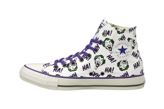 Image of DC Comics x Converse 2013 U.S. Originator Collection