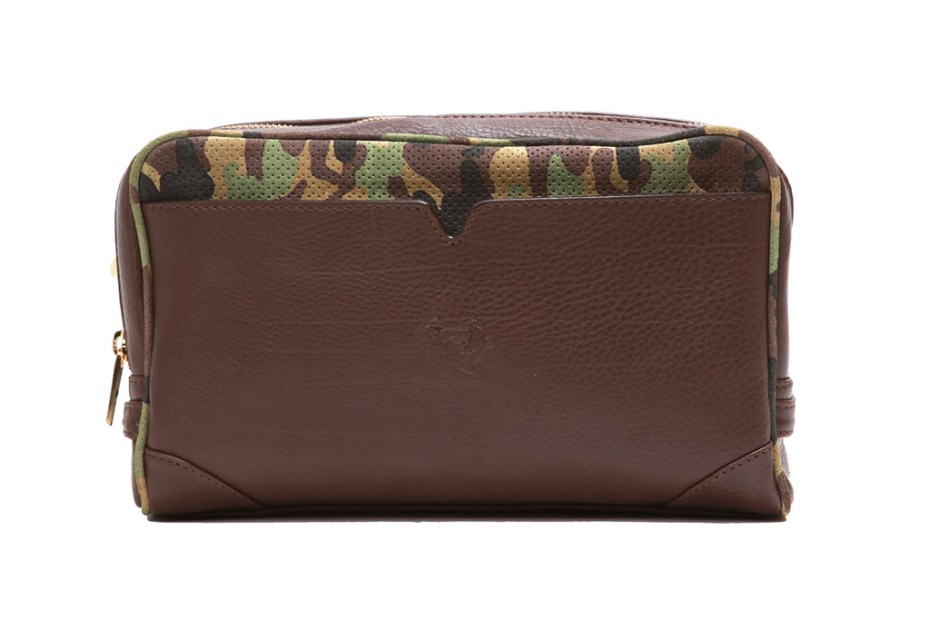 Image of Del Toro 2013 Italian Nappa Leather and Suede Accessories January Releases