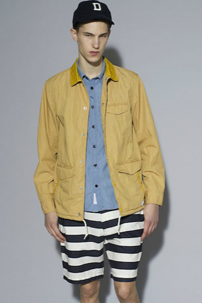 Image of Deluxe 2013 Spring/Summer Lookbook