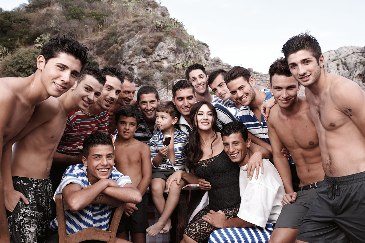 Image of Dolce & Gabbana 2013 Spring/Summer Campaign