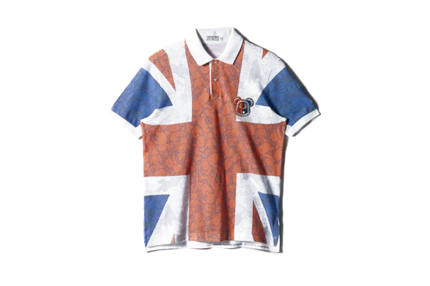 Image of Dover Street Market x Fred Perry 60th Anniversary Customization Project